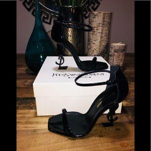 d662aedebf2 Yves Saint Laurent Shoes - YSL Saint Laurent Opyum Ankle Strap Sandals